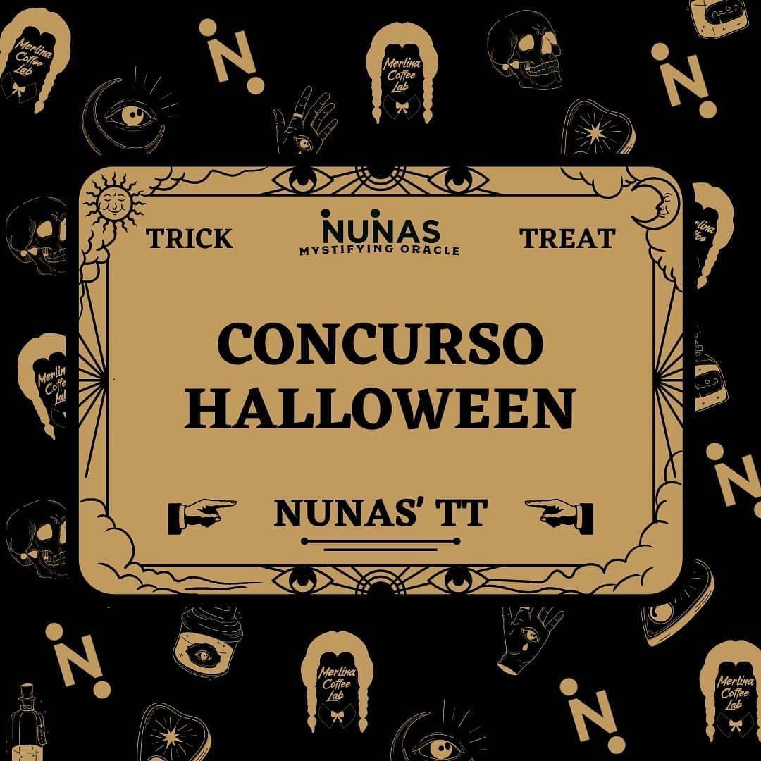 Lee más sobre el artículo NUNAS' TRICK AND TREAT