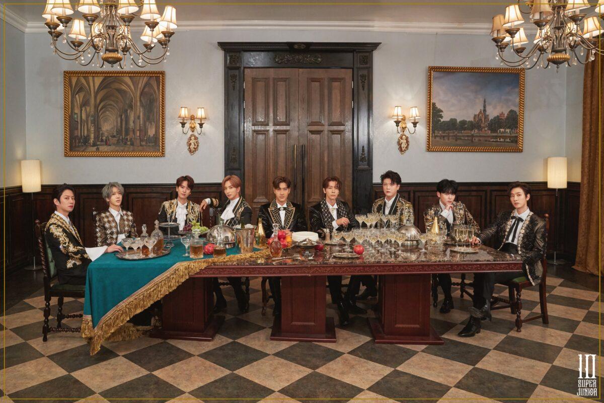 Lee más sobre el artículo Super Junior sorprende con un increíble álbum