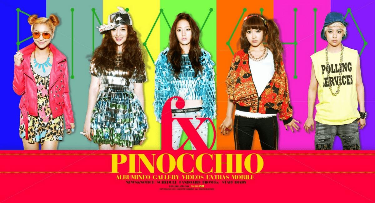 Lee más sobre el artículo A 10 años de 'Pinocchio', el primer álbum de f(x)
