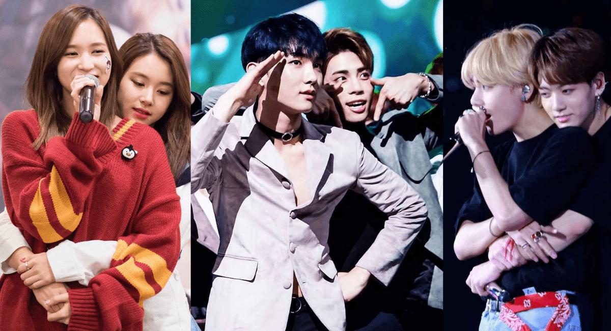 Lee más sobre el artículo Las 10 ships más populares dentro del K-Pop