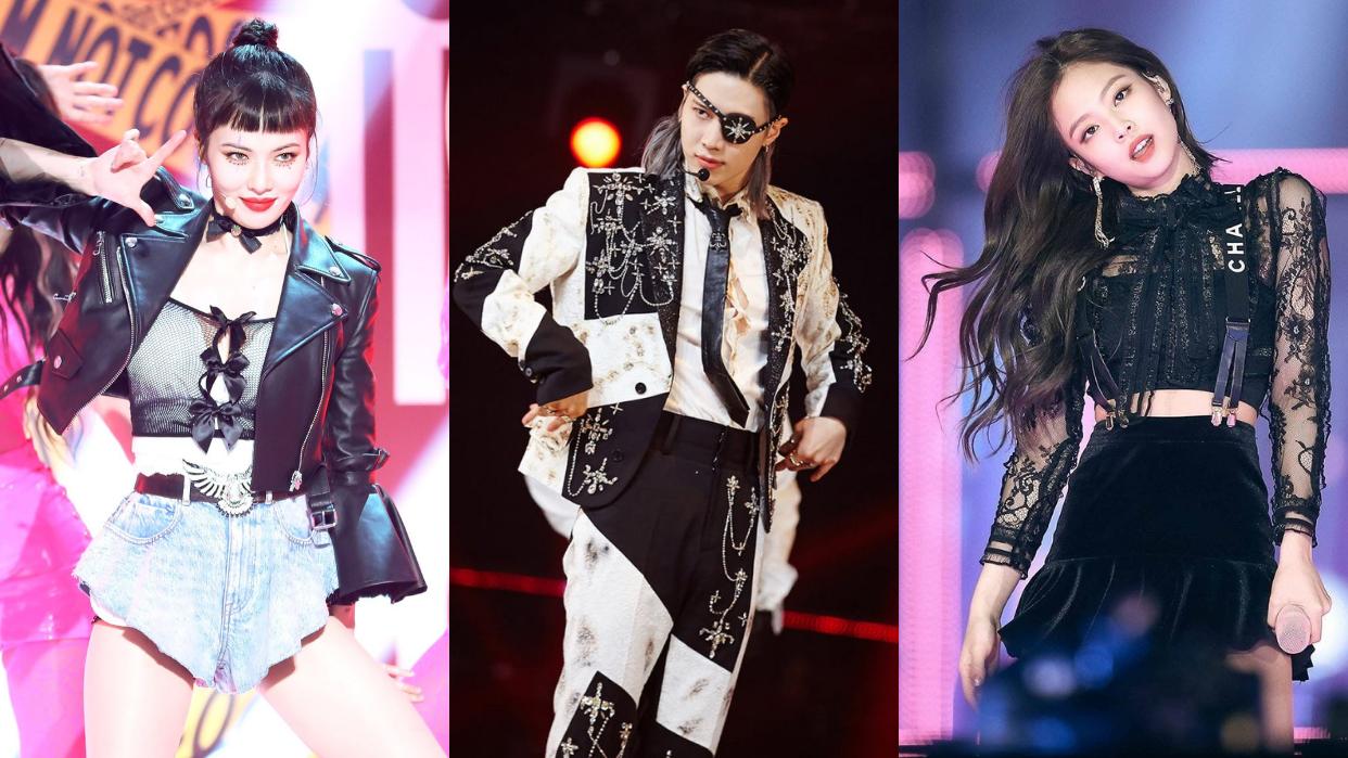 Lee más sobre el artículo Revista BEAUTY 321 elige a sus 8 idols Kpop con más presencia en el escenario