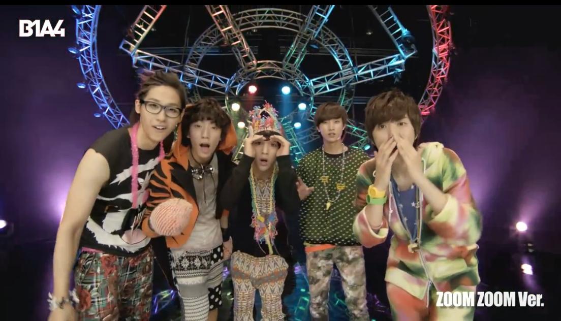 Lee más sobre el artículo 'It B1A4': El divertido álbum de B1A4 cumplió 10 años